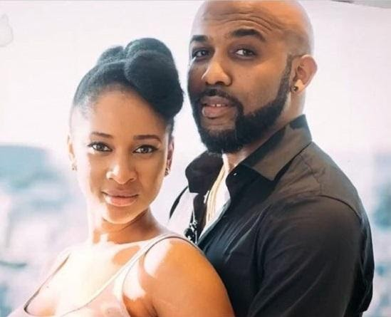 Banky W shares throwback photos of his wife