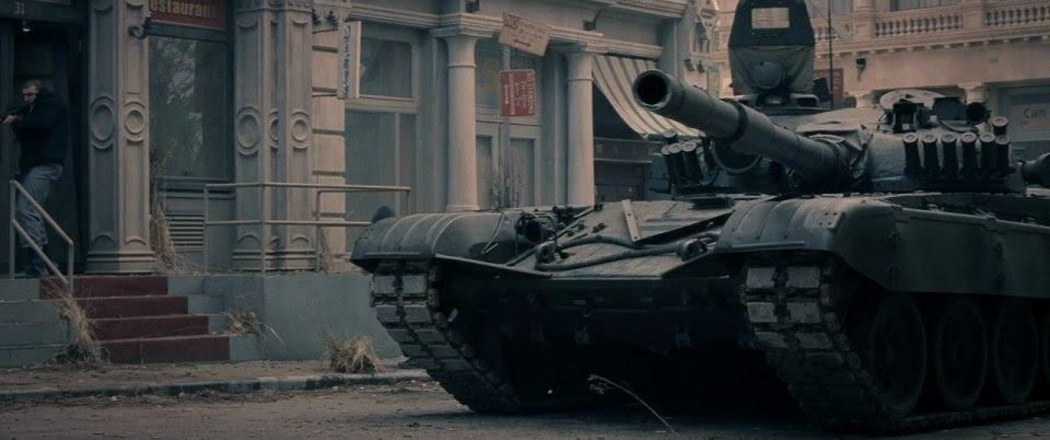 Uralvagonzavod T-72 M1