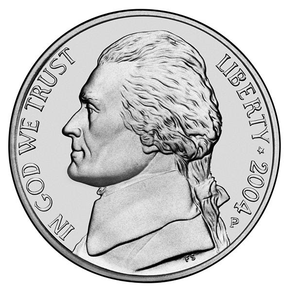 Us Coins As Size Reference - General Fossil Discussion ...