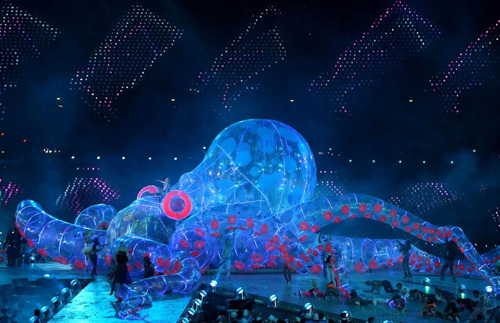 Resultado de imagen para pulpo juegos olimpicos londres 2012