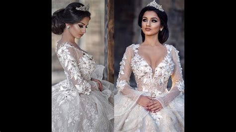 Top 10 Most Beautiful Wedding Dresses in The World 2019