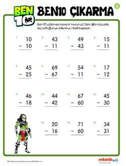 Ilköğretim Matematik Etkinlikleri Etkinlikevicom