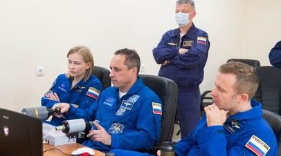 Шкаплеров рассказал о подготовке Пересильд и Шипенко к полёту в космос