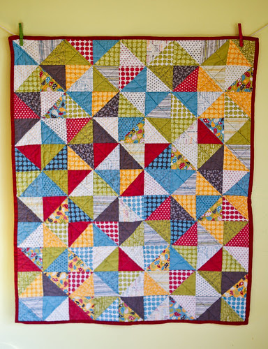 """Official """"if it's a boy"""" quilt"""