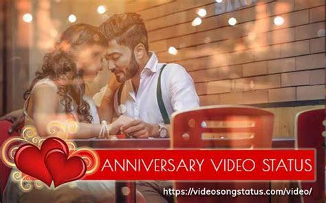 anniversary status wedding wishes status video