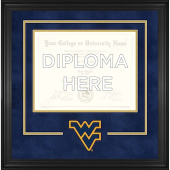 Home Office And School Picture Frames And Albums Wvu Mountaineers