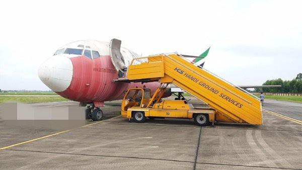 DN kiến nghị Cục Hàng không phối hợp xử lý máy bay bị bỏ quên ở Nội Bài - Ảnh 1.