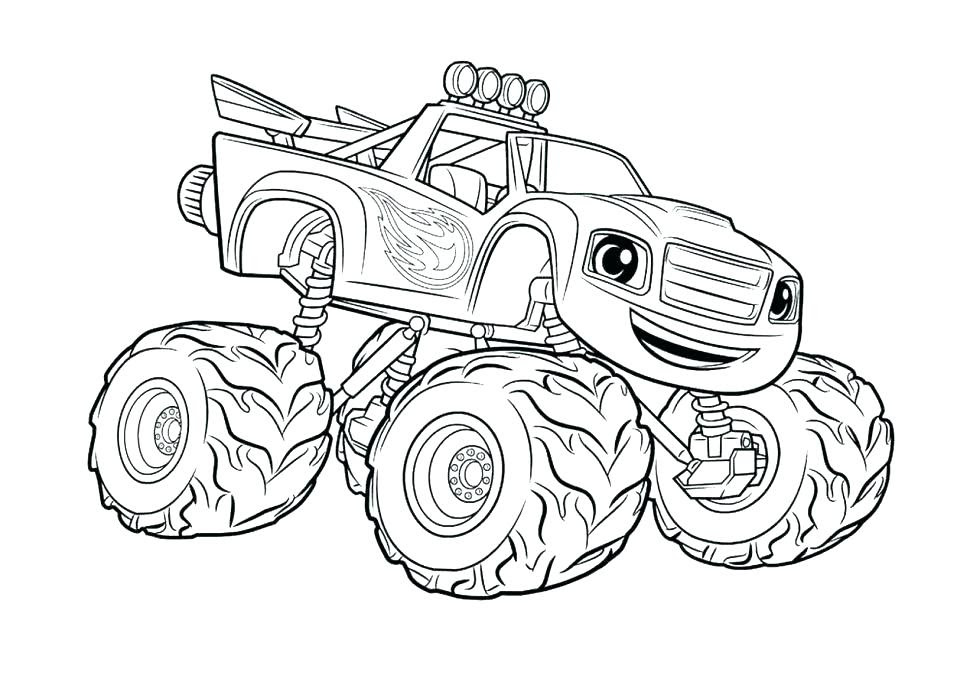 Semi Truck Coloring Pages at GetColorings.com | Free ...