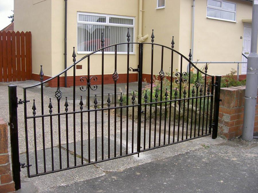 Wrought Iron Gates   Express Gates - Wrought Iron Gates ...