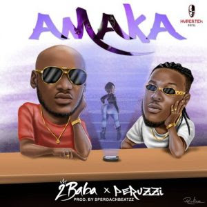 Instrumental:- 2Baba – Amaka Ft Peruzzi (Prod By Mr Lekki)