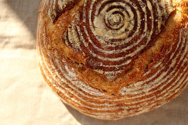 Multi-grain and Spelt 100% Sourdough Boule