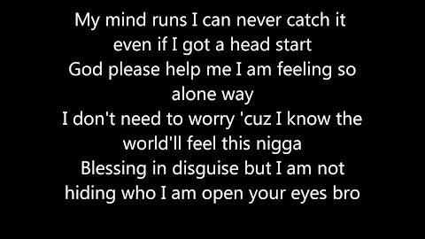 The Prayer Lyrics Kid Cudi