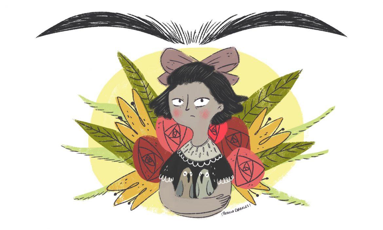 Carta A La Nina Frida Kahlo Proyecto Kahlo