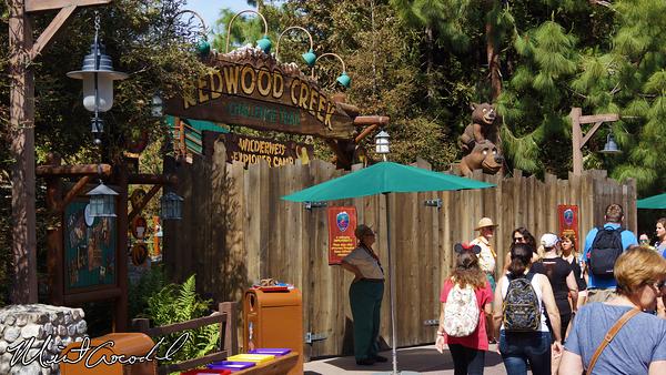 Disneyland Resort, Disney California Adventure, Redwood Creek Challenge Trail, Refurbishment, Refurb