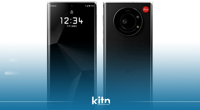 مۆبایلی Leica Leitz Phone 1 لە لایەن کۆمپانیای SoftBank نمایش کرا