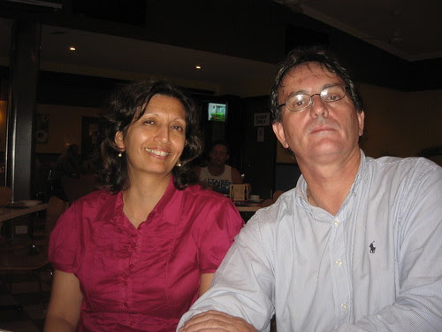 Jayshree and Stephen