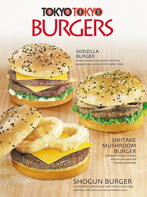 Tokyo Tokyo Burgers