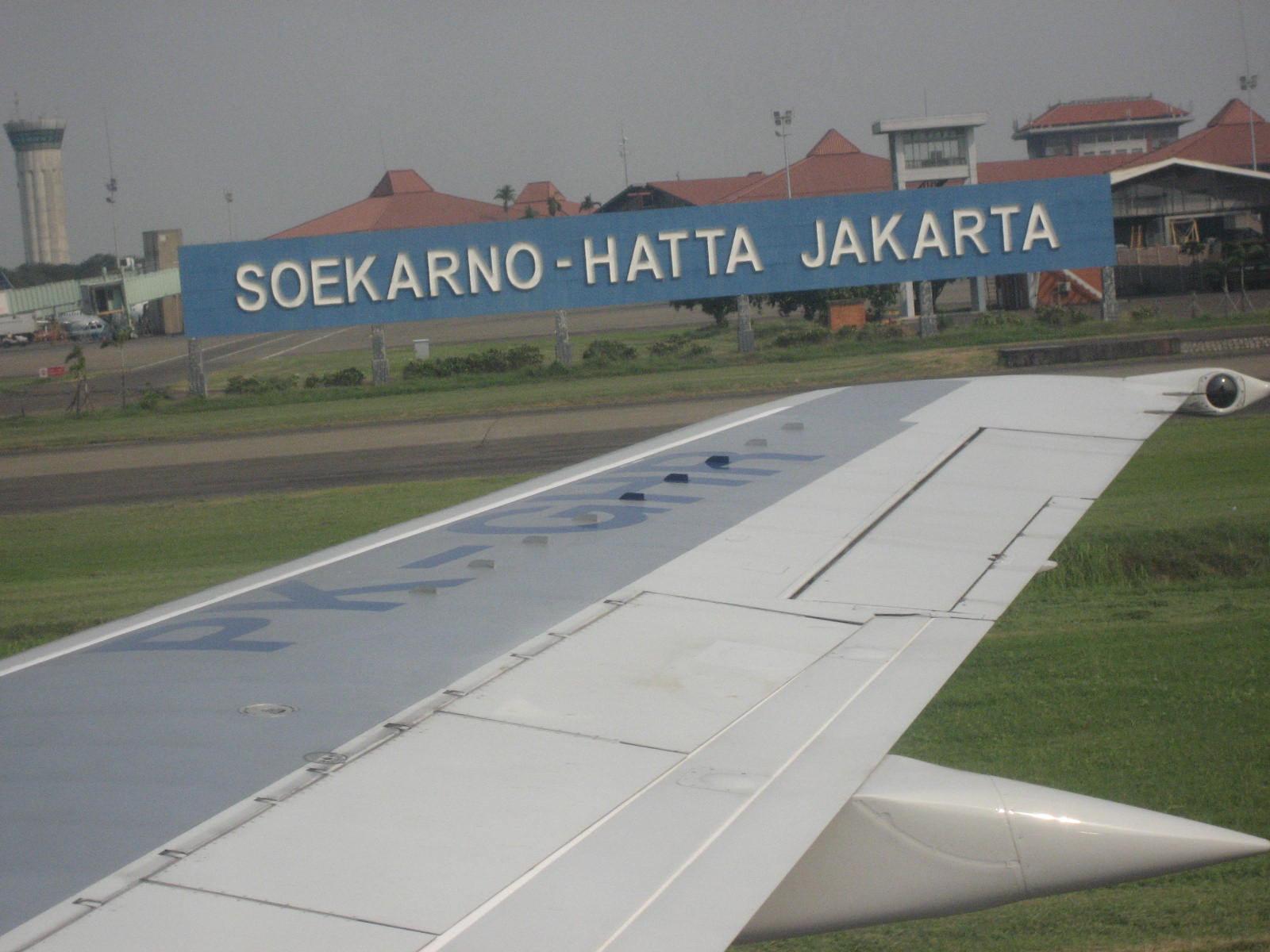 Antara Bandara Soetta Menuju Juanda Surabaya
