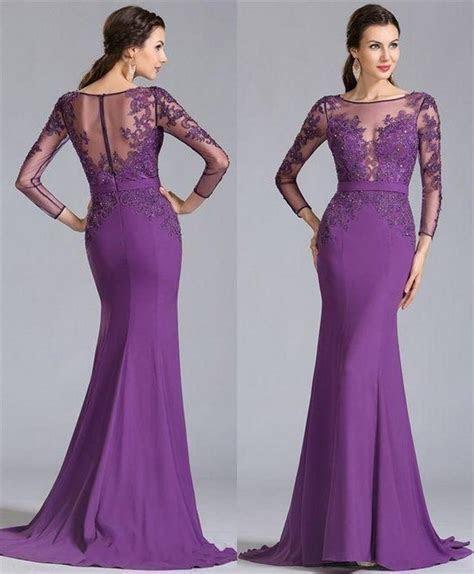 Dress: purple mother of the bride dresses, plus size