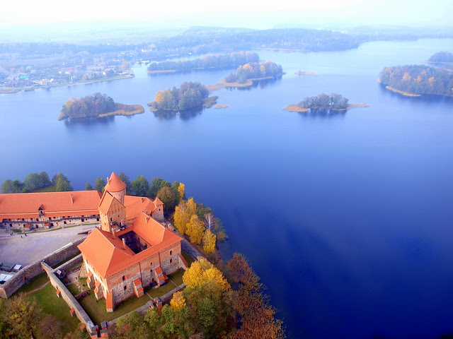 Castillo de agua Lituania