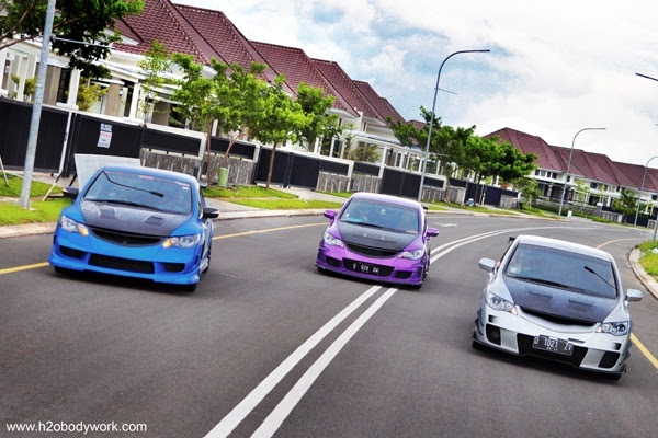 50 Modifikasi Mobil Honda Civic Fd HD