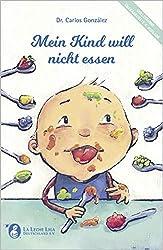 Buchcover Mein Kind will nicht essen von Gonzales