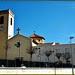 Parròquia de Santa Maria,La Palma de Cervelló,Barcelona,Cataluña,España