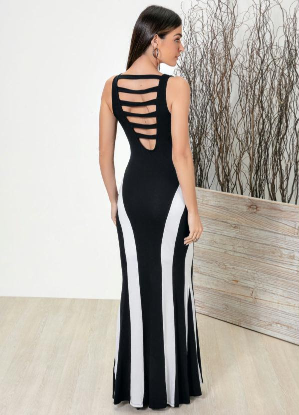 Vestido Longo (Preto)