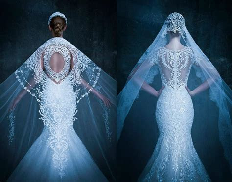 Michael Cinco Wedding Dresses 2014   MODwedding