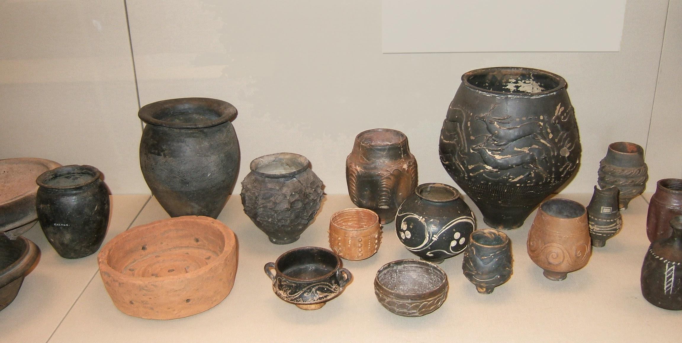 Ancient Roman pottery - Wikipedia, the free encyclopedia