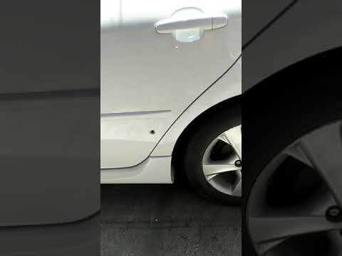 Patrulla PN dispara a carro de vidrio oscuro que conducía una profesora que creíasospechoso