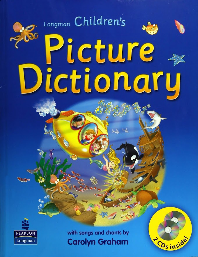 Picture Dictionary, Longman Children's Picture Dictionary