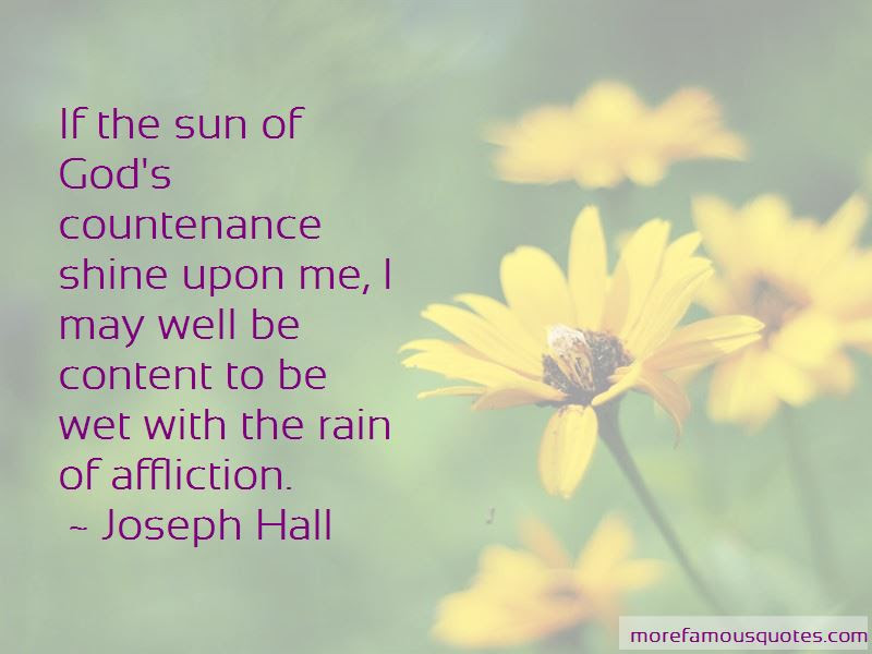 Rain And Shine Quotes Top 41 Quotes About Rain And Shine From