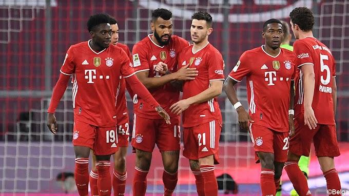 Bayern München mag de bierdouches al reserveren voor komend weekend