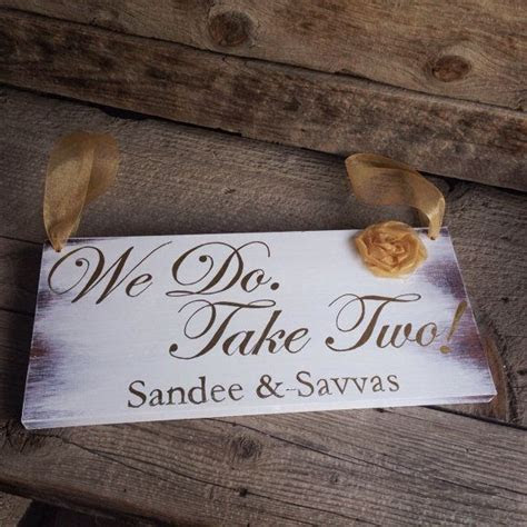 Wedding Quotes : Vow Renewal Sign Rustic Ring Bearer Sign