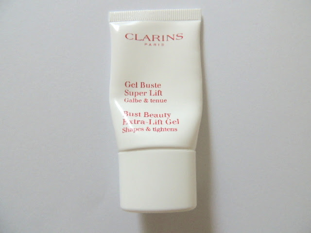 My Sample Review: Clarins Bust Beauty Extra-Lift Gel ...