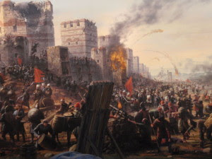 You think the Alamo was a good last stand? This was history's greatest siege, 7000 militiamen and sailors against 100,000 Turkish soldiers. Yet you will never see a movie about it -- it would offend Muslims (even though Muslims WON).