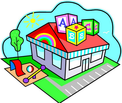 Image result for nursery building cartoon images