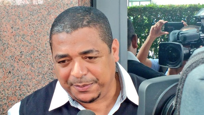 Vampeta, presidente do Audax (Foto: Tossiro Neto)