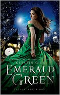 Emerald Green (Ruby Red Trilogy Series #3) by Kerstin Gier: Book Cover