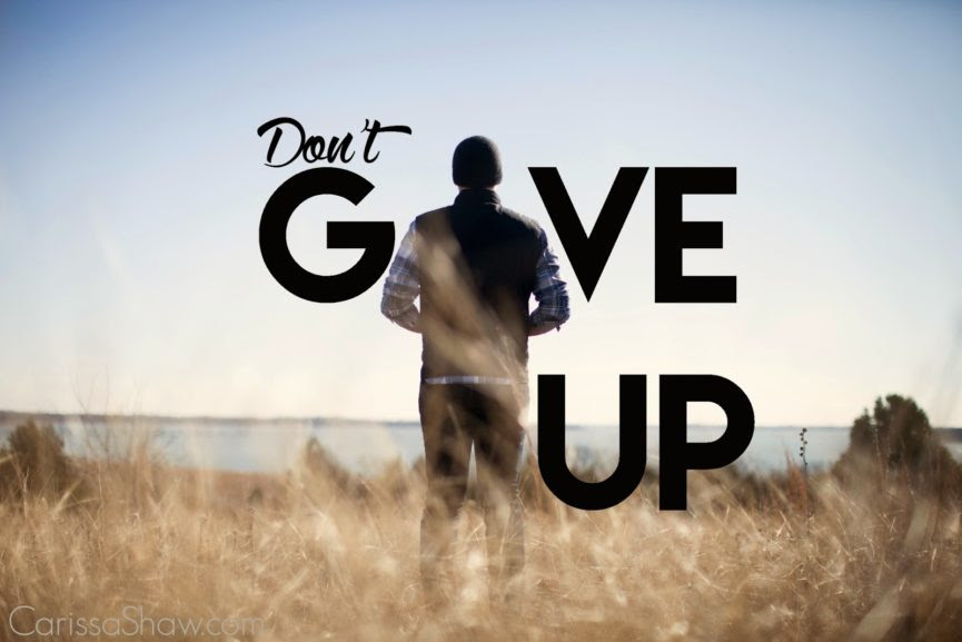Dont Give Up On Your Harvest Trans4mationchurchcom