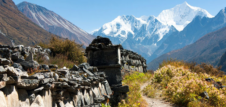 visit in Nepal