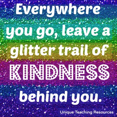100 Quotes About Kindness Free Classroom Posters And Graphics For