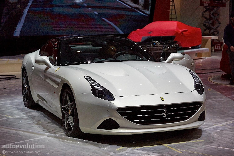 Risque d'incendie : des Ferrari California T au rappel ...