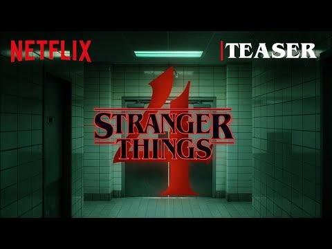 Watch New Teaser Trailer For 'Stranger Things' Season 4