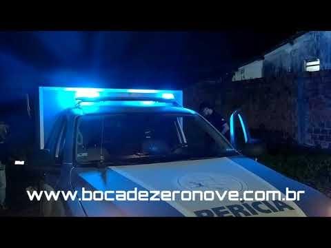 EXCLUSIVA - JOVEM EXECUTADO COM CINCO TIROS EM FEIRA