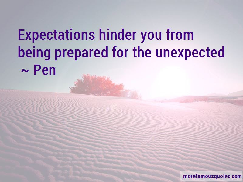 Quotes About Being Prepared For The Unexpected Top 2 Being Prepared