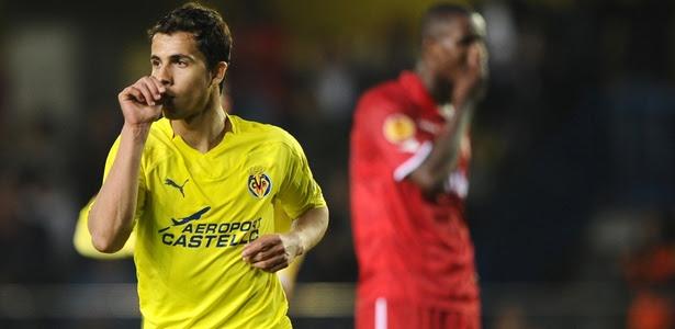Villarreal considerou oferta do Inter vergonhosa e pode negociar Nilmar com outro clube