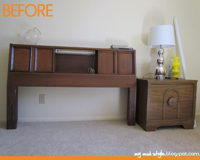 Guest Bedroom Furniture Before