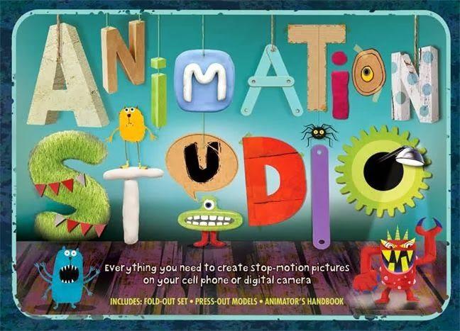 Estudio de Animación: TODO LO QUE NECESITA SABER PARA CREAR CUADROS STOP-MOTION EN SU TELÉFONO CELULAR O DIGITAL CAMERA por Helen Piercy.